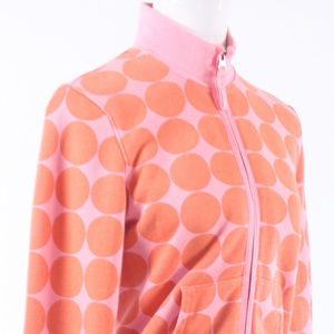 Boden Jackets & Coats - Boden pink cotton blend long sleeve jacket S